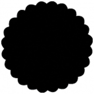 Stanzwerkzeug Kreis mit Wellenmuster