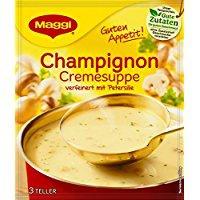 Maggi Guten Appetit Champignon Cremesuppe für 1l