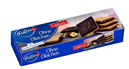 Bahlsen Ohne Gleichen Edelherb, 4er Pack (4x 125 g Packung)