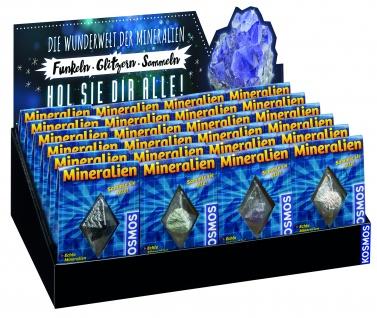 Kosmos Wunderwelt der Mineralien