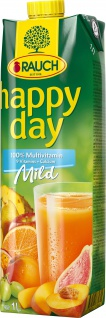 Rauch Happy Day Multivitamin Saft mild Mehrfruchtsaft 1000ml