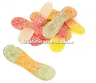 Fruchtgummi Saure Zungen extrasaure Tongen mit Fruchtgeschmack 1000g