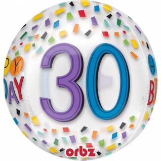 Happy Birthday Rainbow 30