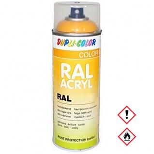 Dupli Color RAL Acryl Spray Glänzend RAL 1021 Spraydose 400ml