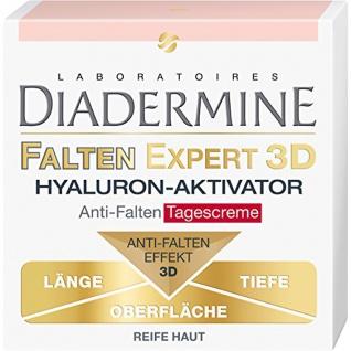 Diadermine Expert 3D Hyaluron Aktivator Anti Falten Tagespflege 50ml