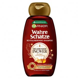 Garnier Wahre Schätze Shampoo Bio Ingwer mit Akazienhonig 250ml