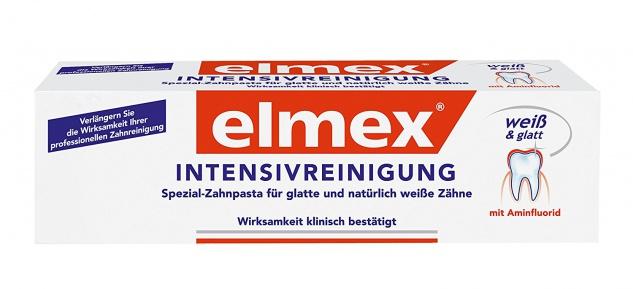 Elmex Intensivreinigung glatt & weiß 6er Pack 300ml