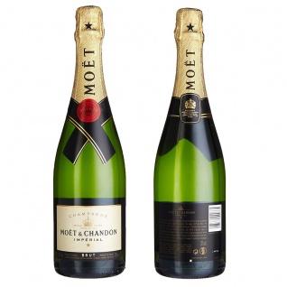 Moët und Chandon Brut Imperial Champagne aus Epernay Frankreich 750ml
