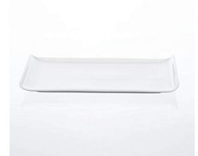 Porzellanschale Kerzenteller von Sandra Rich Serie Flat 29 cm