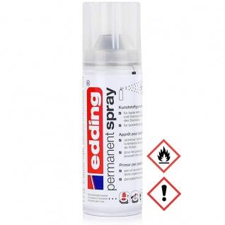 Edding Permanent Spray Premium Kunststoffgrundierung farblos 200ml