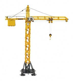 RCEE 10099 - Metallbaukasten - Liebherr Turmdrehkran, Maßstab 1:100