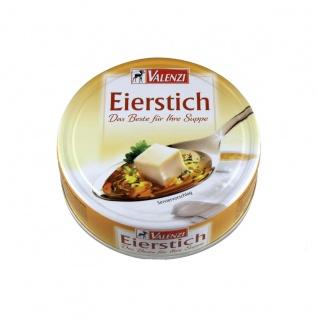 Valenzi Eierstich Das Beste für Ihre Suppe aus der Dose 100g