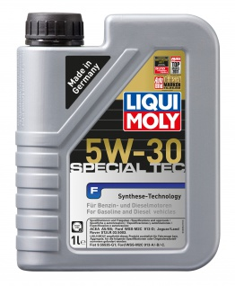 Liqui Moly 3853 Motoröl Leichtlauf Spezial F 5W-30 - 1000ml