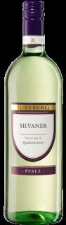 Rietburg Wappen Silvaner Pfalz weiß, trocken Qualitätswein 1000ml