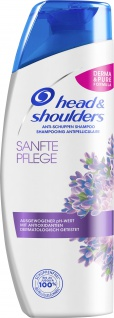 head and shoulders Anti Schuppen Schampoo sanfte Pflege 300ml