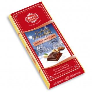 Reber Confiserie-Chocolade Weihnachtstrüffel 100g