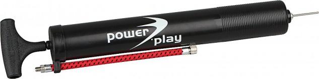 Ballpumpe V3Tec Kunststoff Schlauch und Nadelventil in schwarz