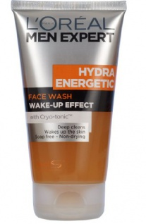 L'Oreal Men Expert Hydra Energetische Anti-Fatigue Daily Face Wash 150ml