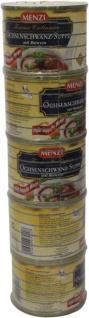 Ochsenschwanz-Suppe 200ml 5er Pack