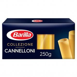 Barilla La Collezione Canneloni Nudeln aus Hartweizengriess 250g