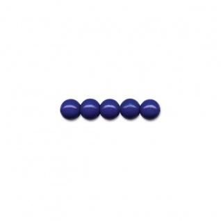 Meyco 85 Holzperlen 8mm in hellblau schweiß und speichelfest