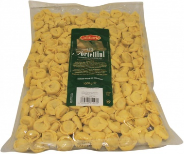 Culinaria Käse Tortellini Eierteigwaren mit Käsefüllung 2er Pack