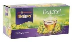 Meßmer Fenchel Kräutertee fein aromatisch 25 Teebeutel 75 Gramm