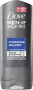 Dove Men Dusche Hydration Balance 250ml