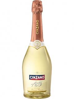 Asti Cinzano Schaumwein aus der Region Piemont aus Italien 750ml 6er Pack