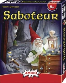 Amigo Saboteur Ein spannendes Kartenspiel für die ganze Familie