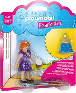 PLAYMOBIL 6885 - Fashion Girl - City