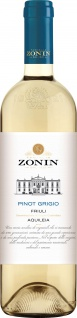 Zonin Classici Pinot Grigio Doc trocken Strohgelb aus Italien 750ml