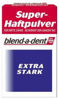 BLEND A DENT Super Haftpulver extra stark 168605, 50 g