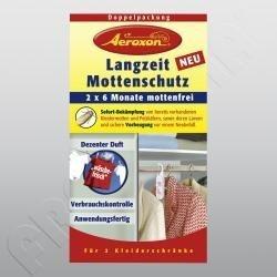 Pflege Brunner Campingbedarf Langzeit Mottenschutz 2-er Set 29645