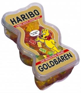 Haribo Goldbären Dose Die Nummer 1 aus dem Süßwarenregal 450g