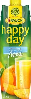 Rauch Happy Day Orangesaft mild Orangensaftkonzentrat 1000ml