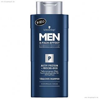 Men Aktiv Protein Frische-Kick Shampoo 250 ml