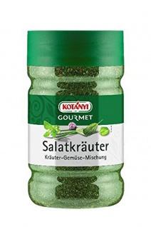 Kotanyi Salatkräuter getrocknet quer durch den Kräutergarten 98g