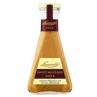 Lacroix Sweet Mustard Sauce aromatische Honig Senf Grillsauce 200ml
