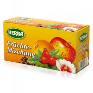 Herba Früchteteemischung erfrischend und aromatisch 12er Pack