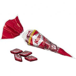 Nappo Klassiker in der Spitztüte Zartbitterschokolade 150g 11er Pack