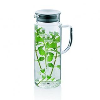 Keck und Lang Saftkrug aus glas Serie PITCHER Transparent 1600 ml