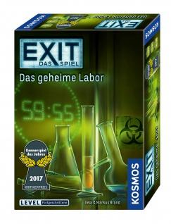 Exit- Das geheime Labor