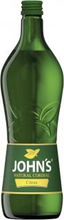 John´s Citrus 0, 7l Flasche EW Natural Cordial