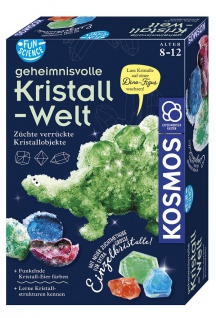 Kosmos 65415 Fun Science Geheimnisvolle Kristallwelt ab 8 Jahren