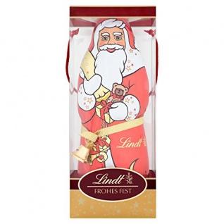 Lindt Weihnachtsmann XXL Santa Alpenvollmilchschokolade 1000g