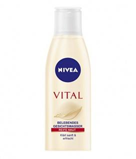 Nivea Visage Vital Belebendes Gesichtswasser, 200 ml