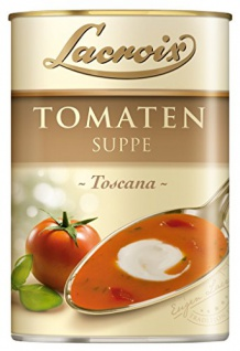Lacroix - Tomaten Creme-Suppe Toscana - 400ml