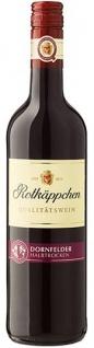 Rotkäppchen Mumm Qualitätswein Dornfelder Halbtrocken fruchtig 750ml