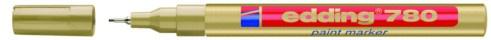 Lackmarker e-780/1 gold